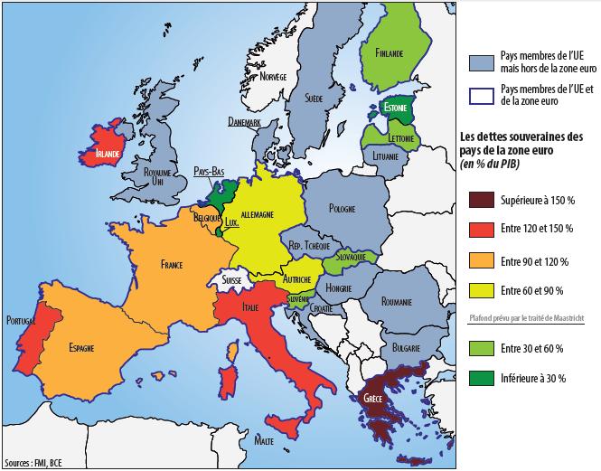 crise de la dette souveraine